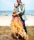 Tenues de mariage femme et homme