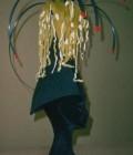 Création de chapeaux en plastazote et tissu