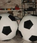 Ballons de foot - Juillet 1999 -