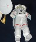 Fabrication de 2 astronautes pouvant être utilisés par des enfants.